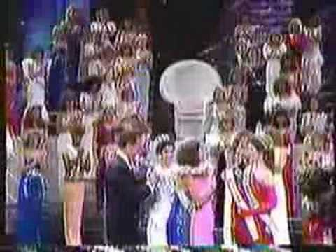 Miss USA 1986- Crowning Moment