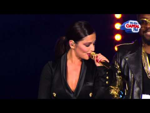 Cheryl Cole - 3 Words ft. will.i.am - Live at Jingle Bell Ball 2012 HD