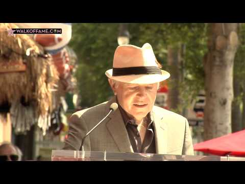 WALTER KOENIG HONORED WITH HOLLYWOOD WALK OF FAME STAR