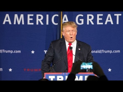 Trump defends Muslim ban proposal (Part 1)
