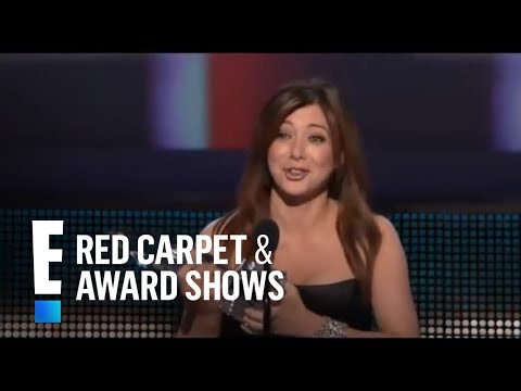 PCA 2010: Alyson Hannigan accepts the award for Favorite TV Comedy Actress