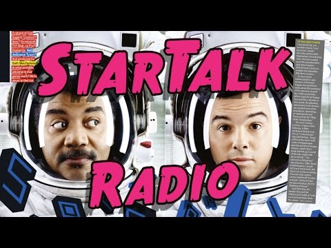 [StarTalk Radio] A conversation with Seth MacFarlane
