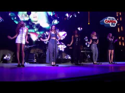 Girls Aloud - The Promise - Live at Jingle Bell Ball 2012 HD
