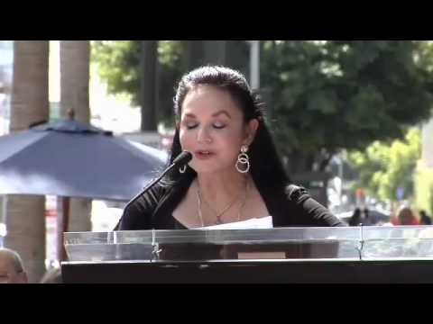 Crystal Gayle Hollywood Walk of Fame Star Ceremony