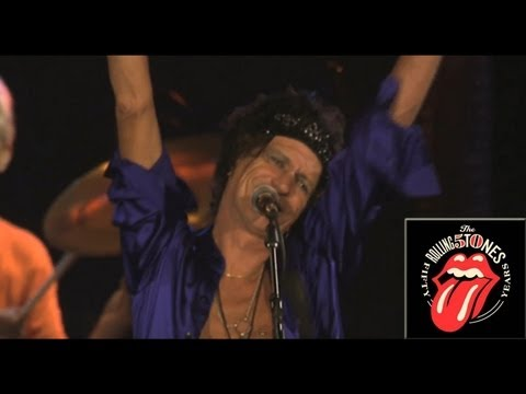 Rolling Stones - Slipping Away - Live OFFICIAL