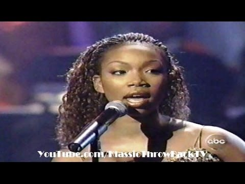 "Brandy - ""Have You Ever"" - Live (1999)"
