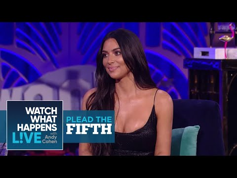 Kim Kardashian West Was Happy When Kylie And Tyga Split | Plead The Fifth | WWHL
