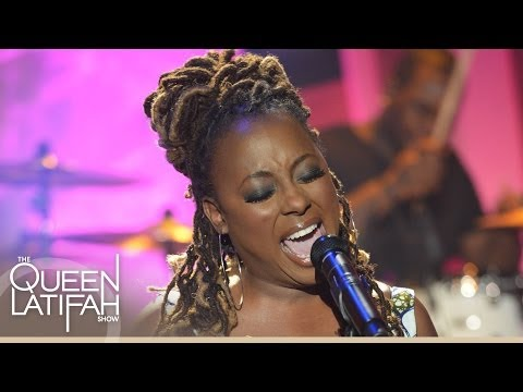 "Ledisi Performs ""Like This"" on The Queen Latifah Show"