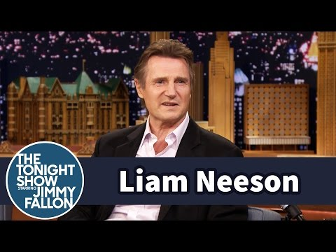 Found Footage of Liam Neeson's First Movie