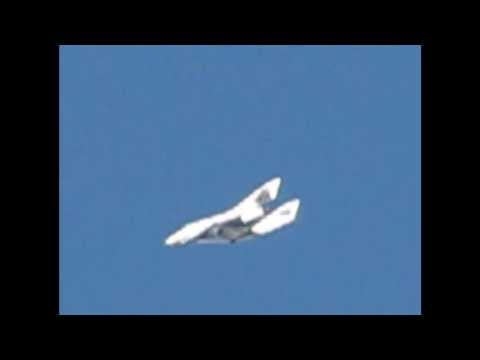 First Powered Flight of SpaceShipTwo!