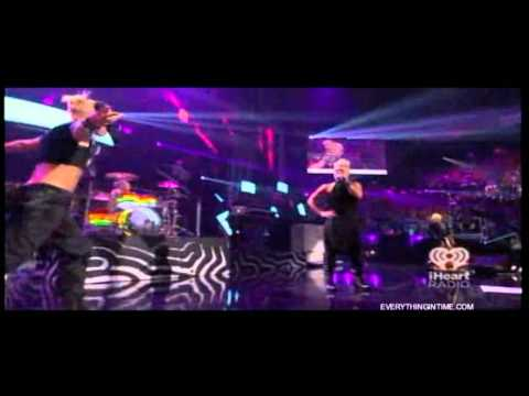 No Doubt feat. P!nk - Just a Girl [live iHeartRadio Festival 2012]