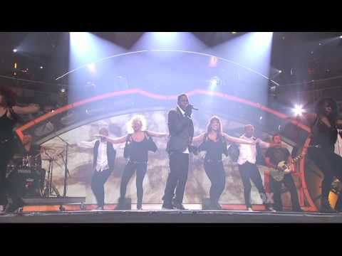 Jason Derulo - Watchu Say/In My Head (Live On Americal Idol) (720p HD)