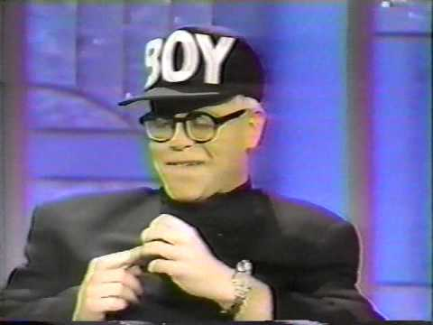Elton John On The Arsenio Hall Show (1990)