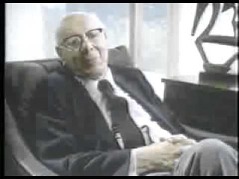239 Bruno Bettelheim Documentary Horizon 1986 Part 1 of 2