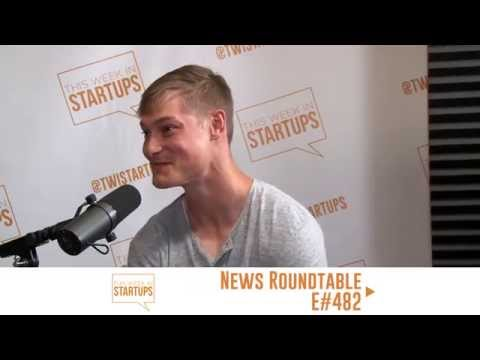 E#482 - News Roundtable - Jason Calacanis learns Tinder etiquette from Ryan Hoover and Ryan Sarver