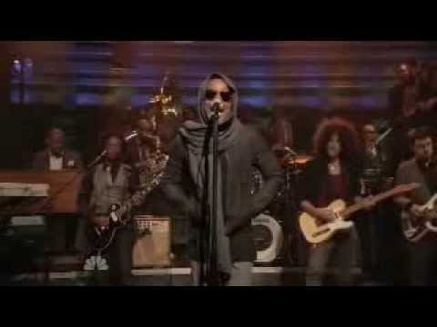 Lenny Kravitz - Roots, Rock, Reggae Jimmy Fallon