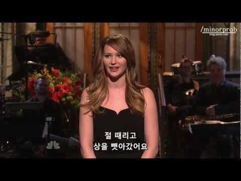 Jennifer Lawrence's Brothers (Korean sub)