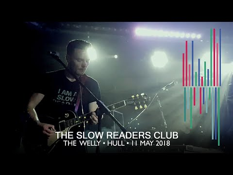 THE SLOW READERS CLUB-04-Not Afraid Of The Dark [LIVE]