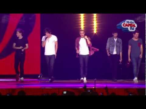 One Direction - What Makes You Beautiful@Capital FM Jingle Bell Ball 2012 (Official HD).mp4