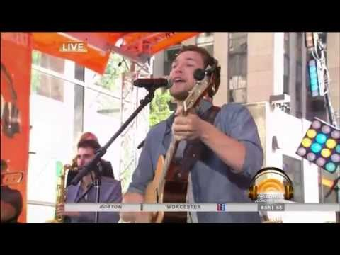 Phillip Phillips Gone Gone Gone - Today Show Summer Series 6/27/14