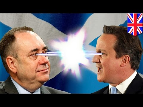 Scotland votes: Cameron makes last minute plea as Independence referendum goes down to the wire