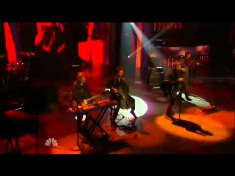 One Republic performs Secrets and Good Life, Live on America's Got Talent 2011 Finale Results