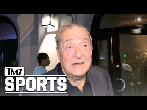BOB ARUM – IF FLOYD DOESN'T FIGHT CONOR ... Manny Pacquiao Will!!!   TMZ Sports