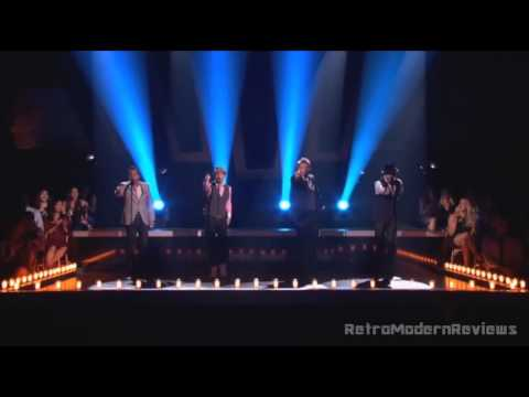 NKOTBSB Performance Dancing With The Stars Don't Turn Out The Lights IWITW & Step By Step HD720