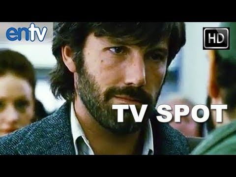 Argo Official TV Spot 1 [HD]: Ben Affleck Rescues Iranian Hostages With A Crazy Plan