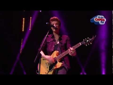 Lawson When She Was Mine HD (Live Performance Jingle Bell Ball 2012)