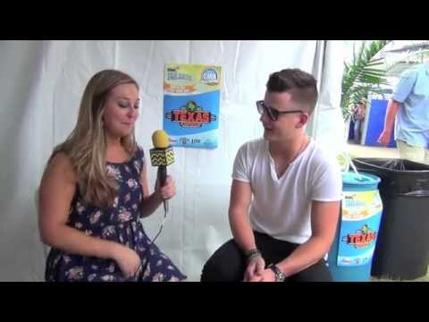 Chase Bryant CMA Fest 2014: Afterbuzz TV Interview