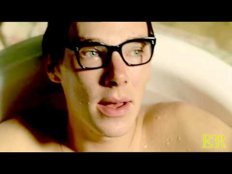 Benedict Cumberbatch as Stephen Hawking - Only human (but still a genius!)