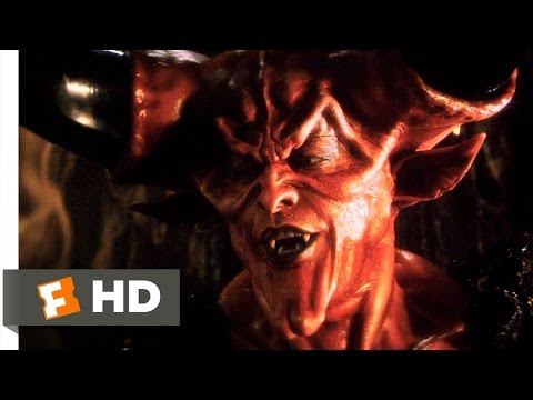 Legend (7/11) Movie CLIP - Darkness Seduces Lili (1985) HD