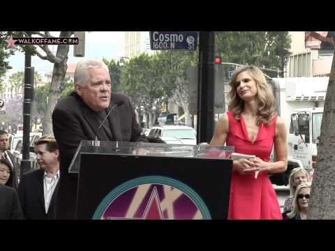 KYRA SEDGWICK HONORED WITH HOLLYWOOD WALK OF FAME STAR