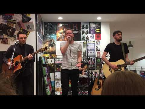 The Slow Readers Club - Supernatural - Manchester HMV 8th May 2018