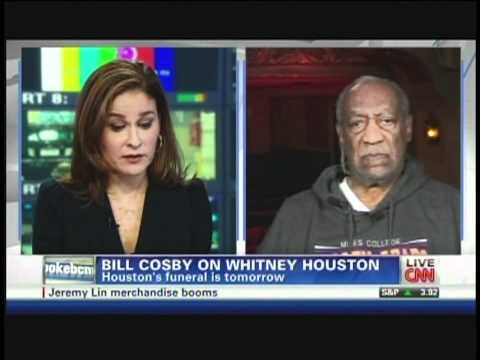 Bill Cosby on Whitney Houston and Miles College (February 17, 2012 )