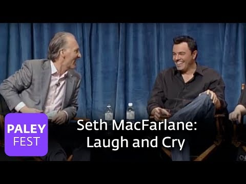 Seth MacFarlane And Friends – Laugh and Cry (Paley Interview)