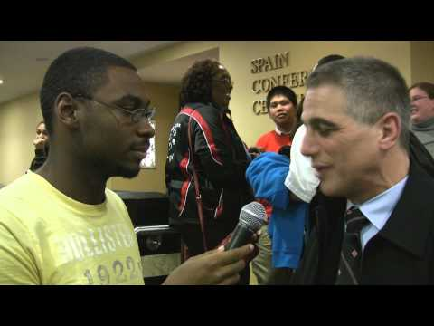 Interview with Tony Danza