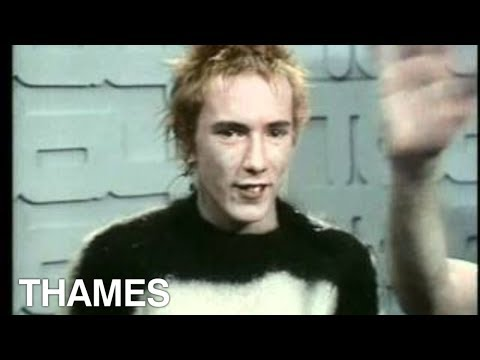 Swearing - Sex Pistols interview - Today Show - Thames TV