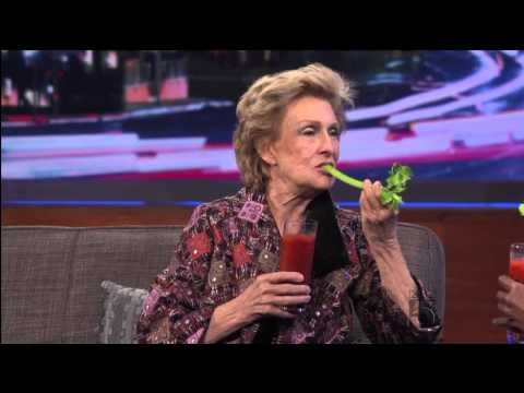 "Cloris Leachman brings the Unexpected to ""Arsenio Hall"" Feb. 27, 2014"