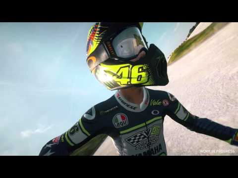 Valentino Rossi The Game Ranch Trailer UK