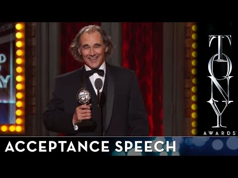 2014 Tony Awards - Mark Rylance - Best Performance by an Actor in a Featured Role in a Play