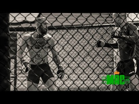 Conor McGregor Sparring at SBG: The Mac Life Day 1 Series 2 NYC