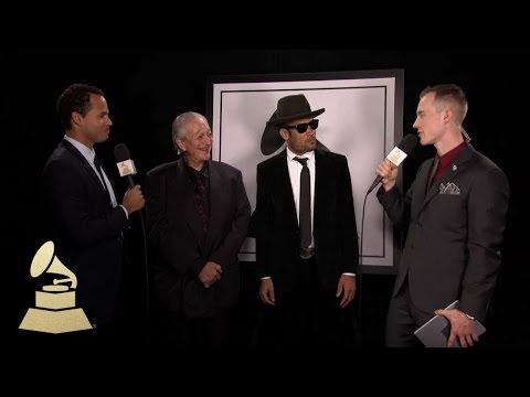 One On One Room With GRAMMY Winners: Ben Harper And Charlie Musselwhite
