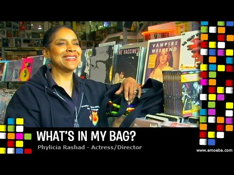 Phylicia Rashad - What's In My Bag?