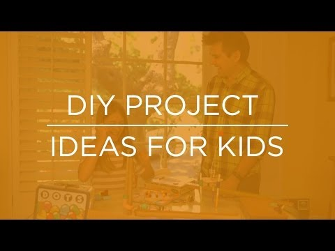 DIY Projects for Dads and Kids with Mark Frauenfelder