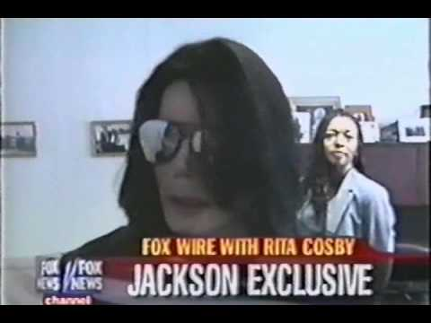 Michael Jackson Fox News Interview with Rita Cosby 2002