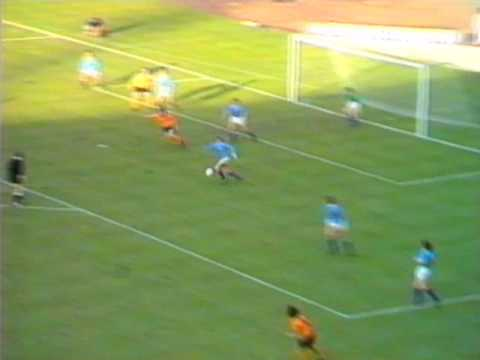 1974 League Cup Final - Man City v Wolves
