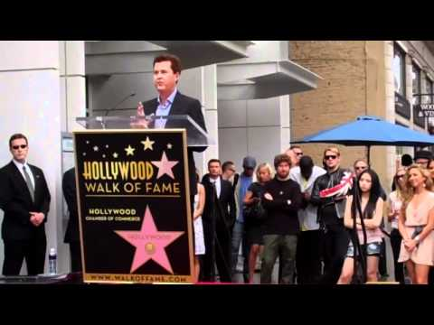 Simon Fuller comments on his Star on the Walk of Fame