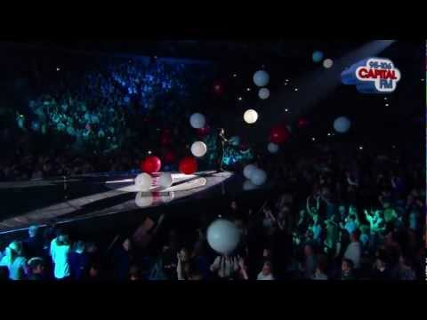 Calvin Harris Feat. Example - 'We'll Be Coming Back' HD (Live Performance Jingle Bell Ball 2012)